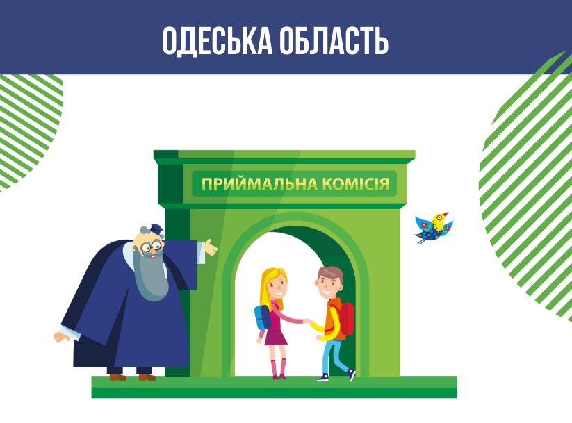 Оновлені контакти освітніх центрів при закладах освіти Одеської  області