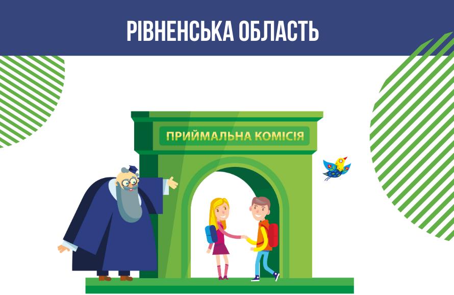 Оновлені контакти освітніх центрів при закладах освіти Рівненськoї області
